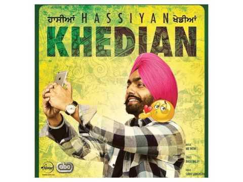 Hassiyan Khedian Ammy Virk (Full Song), NEW LATEST PUNJABI SONG 2016