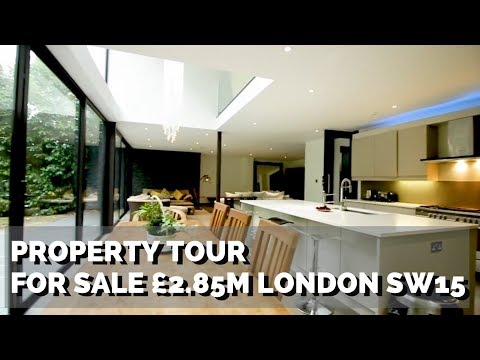 Property Tour - For Sale Ullswater Close, London, SW15