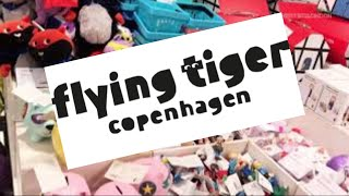 FLYING TIGER COPENHAGEN | BACK TO SCHOOL | LONDON | SHOP FLOOR | SHOP WITH ME | MISSYBEELONDON