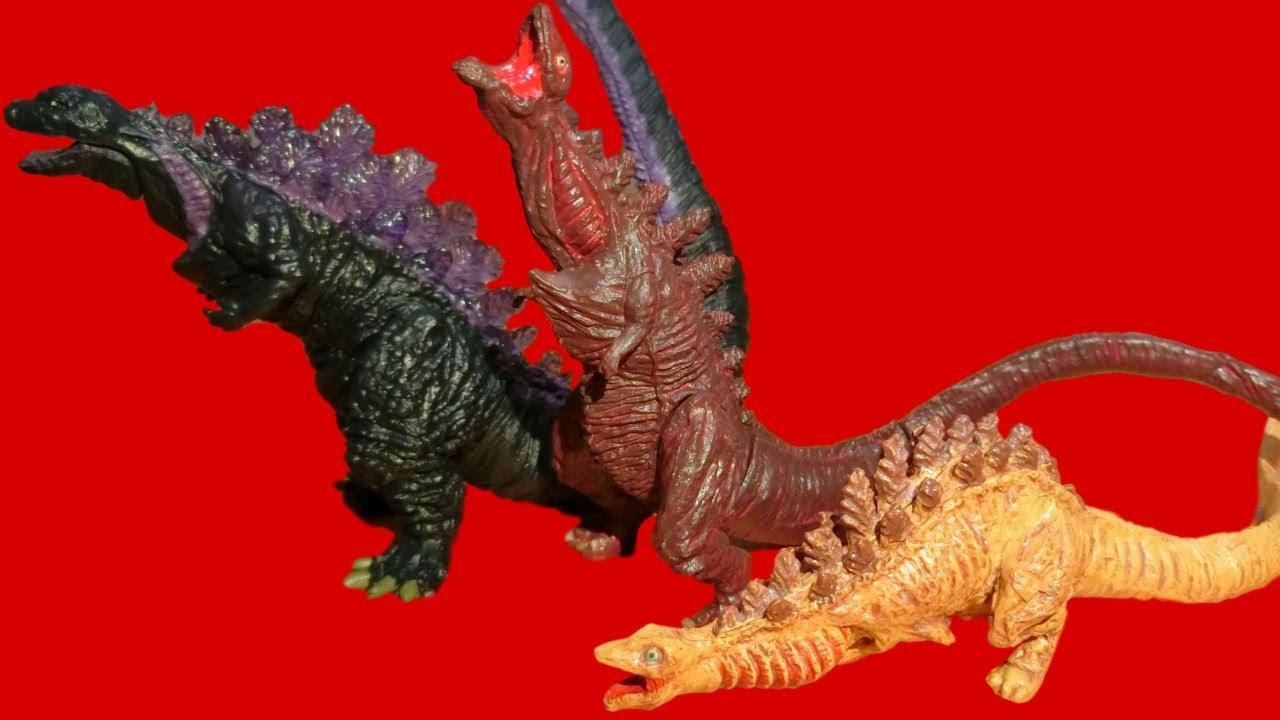 Shin Godzilla Miniature Figure Japanese Capsule Toy