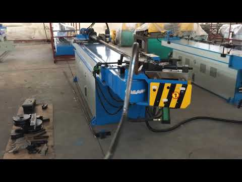 Wheel barrow pipe bender 50CNC-2A-1S