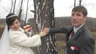 клип свадебный Лениза и Земфир. Агидель, Бураево,