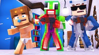 WHO'S YOUR DADDY IN MINECRAFT... WITH UNSPEAKABLEGAMING, MOOSECRAFT, 09SHARKBOY, & RYGUYROCKY!