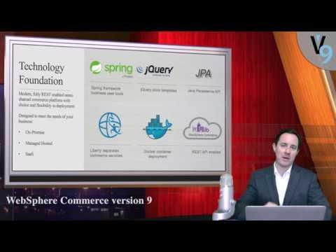WebSphere Commerce v9 Technology Update