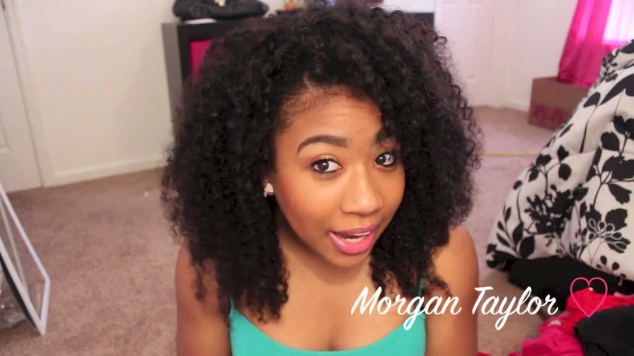 ❤ my kinky-curly is laid !! - youtube