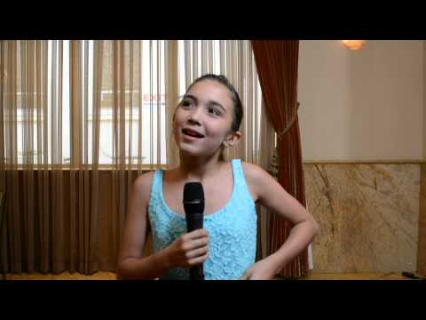 TI Exclusive: Rowan Blanchard at The Actors Fund's Looking Ahead Program