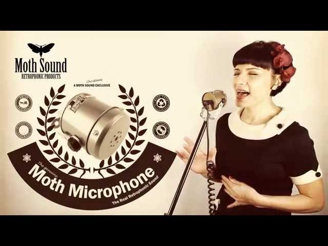 Moth Mic - The Real Retrophonic Sound - White Christmas