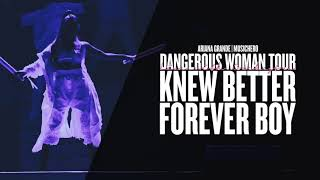 Ariana Grande - Knew Better/Forever Boy (Dangerous Woman Tour Orchestral Version)