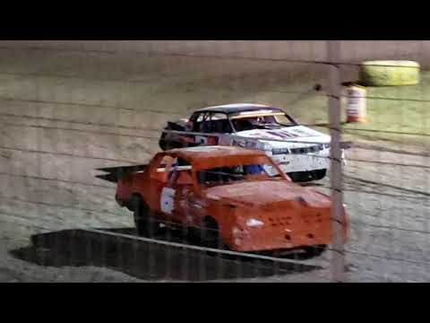 Hobby stock heat Salina Speedway 9.20