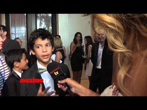 Xolo Mariduena  2013 N Awards Red Carpet  PARENTHOOD