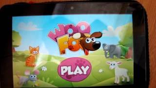 Игры для детей на платформе андроид