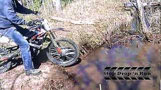 ATV 4x4 Dirt Bike Mudding Quading