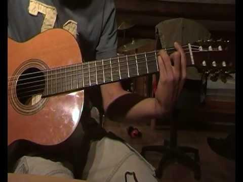 rythmique flamenco + suite d'accords