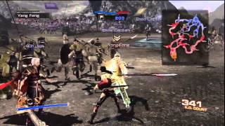 Dynasty Warriors 7 Empires: Empire Mode (Good): Part 1