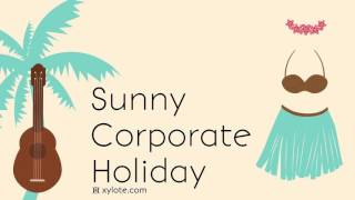 Gambar cover Sunny Corporate Holiday (Music for Advertising by Xylote)