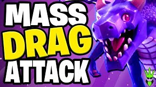 "CRAZY MASS DRAGON 3 STAR CWL ATTACK! - TH12 Air War Strategies - ""Clash of Clans"""