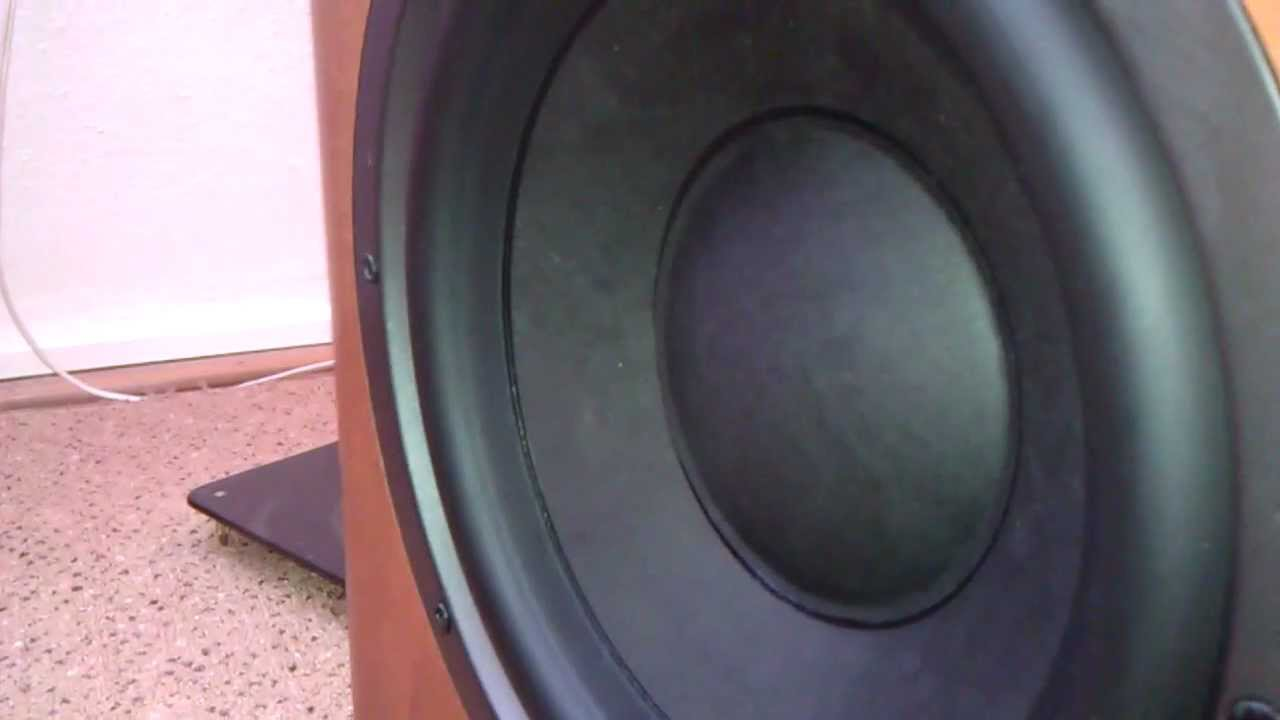 bowers and wilkins asw610. bowers \u0026 wilkins asw 610 - test (cz) and asw610