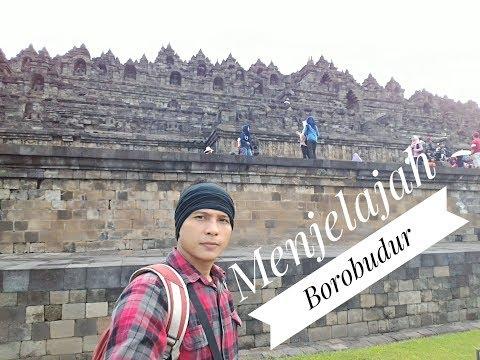 Menjelajah Borobudur