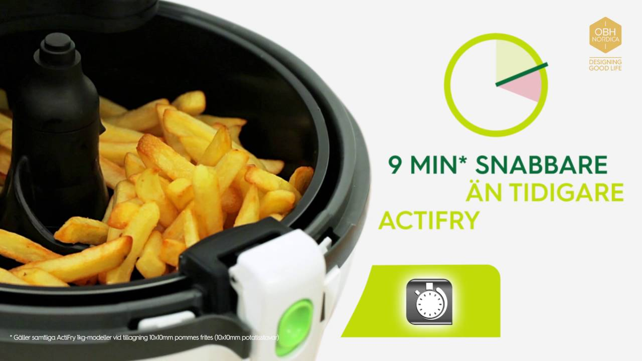 Topmoderne ActiFry Express - YouTube AR-91