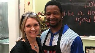 Texas woman and homeless man now have lifelong bond