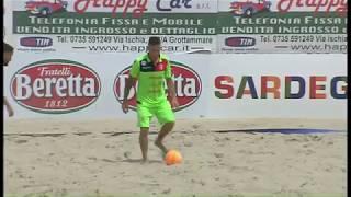 Beach soccer 2018 tappa 2 - lazio vs vastese