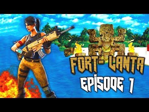 FORT-LANTA: LA FONDATION DES FUTURS HÉROS !!! [épisode 1]