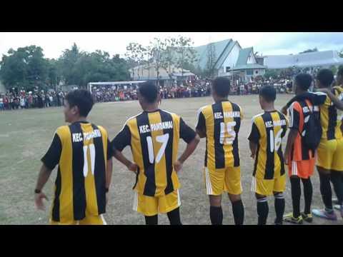 Detik detik Penalty Piala Bupati Sumba Timur