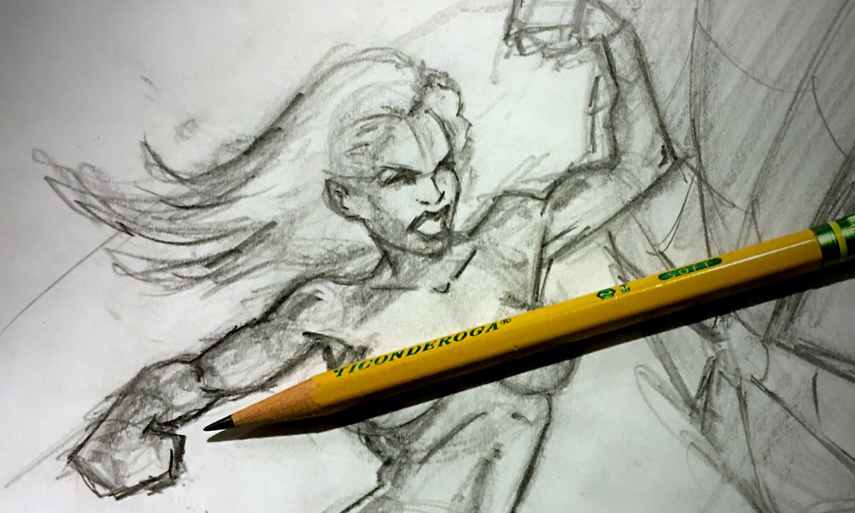 [LIVE Training] Secrets to Drawing Women in Action!