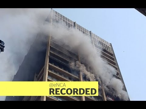 Officials give update on Joburg buildings