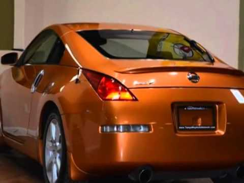 2003 Nissan 350Z 2dr Coupe Touring Automatic Trans Coupe - Tampa, FL