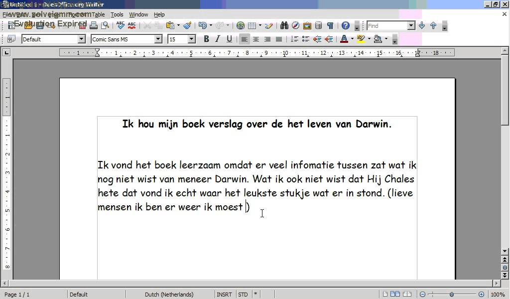 hoe maak je een boekverslag - youtube