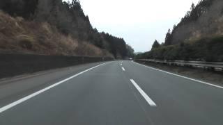 〔東北自動車道〕下り 矢板IC⇒矢板北PA