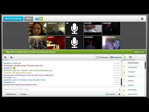 (TinyChat) More Draft Physics   Quantum Theory vs Quantum Mechanics   DoNotGod Live Chat   1 18 14