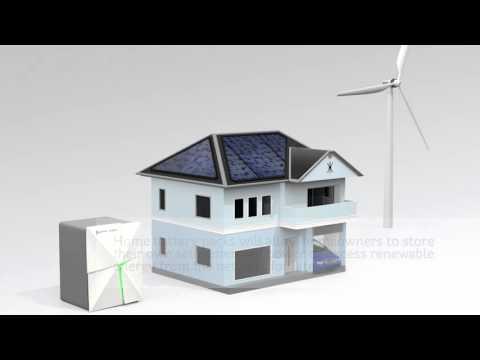 Battery Storage- Storing Renewable Power