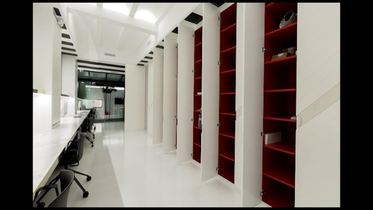 TIME LAPSE Nuevas Oficinas Del Estudio De Interiorismo Tiovivo Creativo En  Valencia