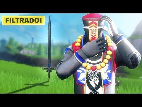 VUELVE LA ESPADA A FORTNITE!! thumbnail