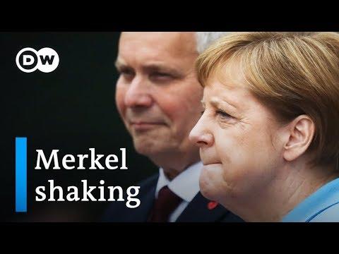 Merkel's third shaking bout renews health fears | DW News