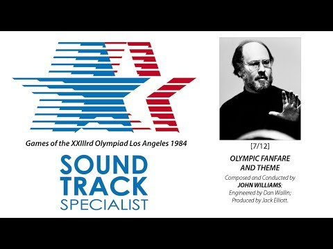 John Williams | Olympic Fanfare & Theme | Official Music of the 1984 Games