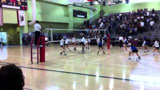 Palisades vs. Poly Volleyball City Championship 2010 Thumbnail