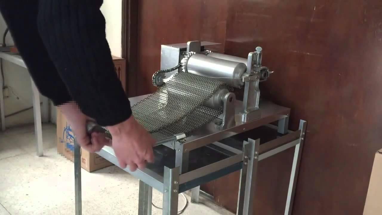 Bennys Tacos Tortilla Machine Youtube