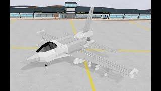 Roblox Plane Crazy - F-16 vitrine