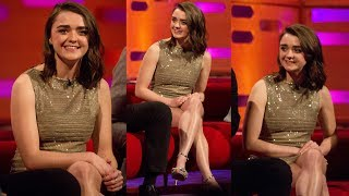 Maisie Williams A Girl Has Sexiness