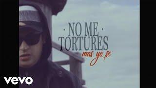 Carlitos Rossy - No Me Tortures feat. Gotay, Jory Boy