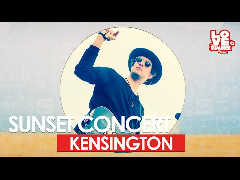 Herbeleef: Sunset Concert - Kensington (live bij Q)