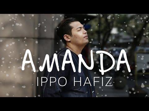 ( OST PUJAAN HATI KANDA ) AMANDA - IPPO HAFIZ ( OFFICIAL LYRIC VIDEO)