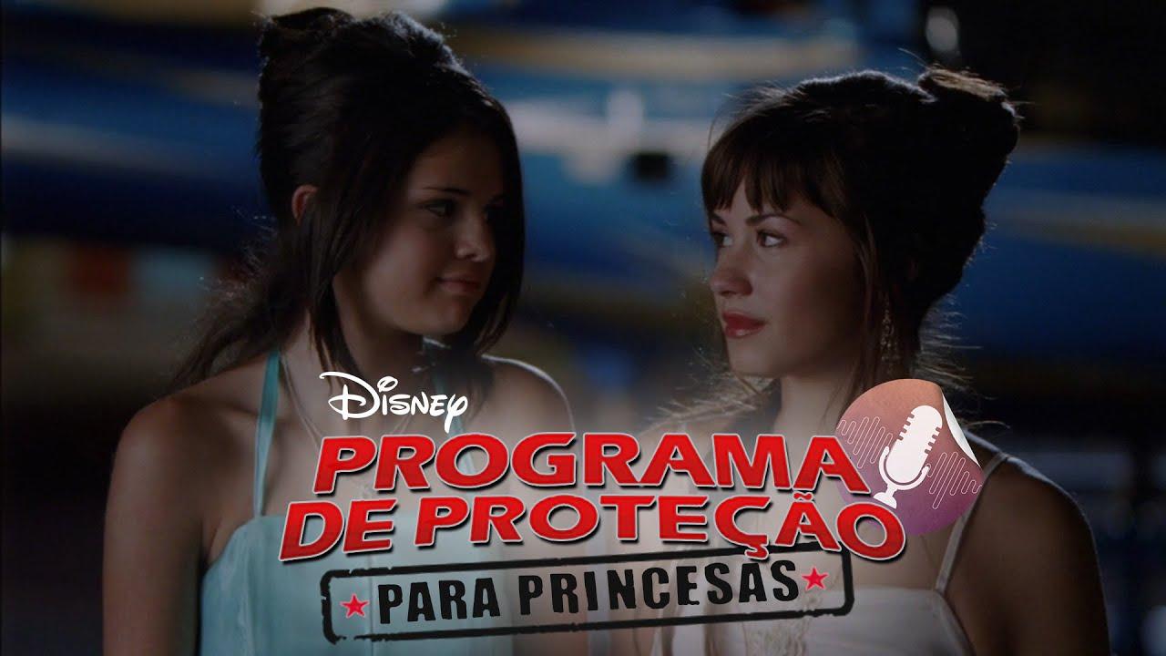Programa de Proteção para Princesas   Duas Dublagens (TV Paga e Televisão)
