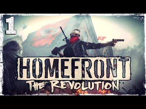 Смотреть прохождение игры [Xbox One] Homefront: The Revolution (Closed Beta). #1: Карта A Las Barricadas.