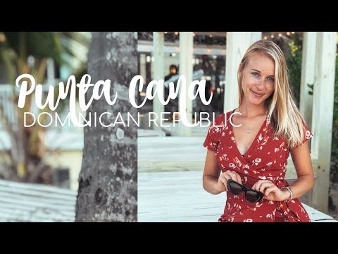 How I Stay Healthy & Active While Travelling | PUNTA CANA, DOMINICAN REPUBLIC