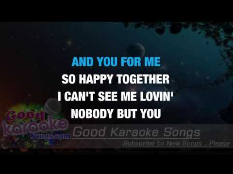 Happy Together - The Turtles ( Karaoke Lyrics )