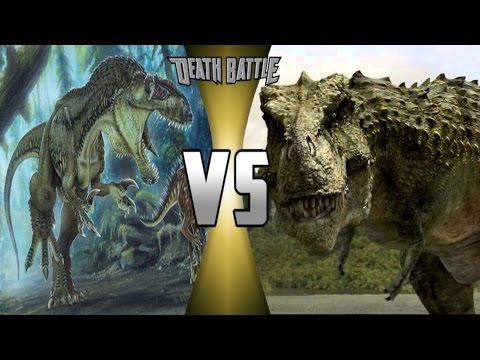 Megalosaurus vs Tarbosaurus: Who Would Win? (S4)